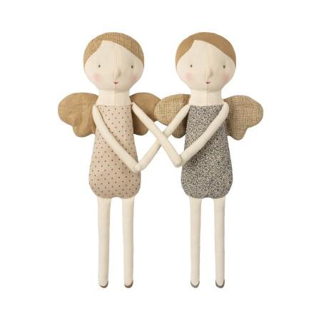 Winter friends, Angel - Red