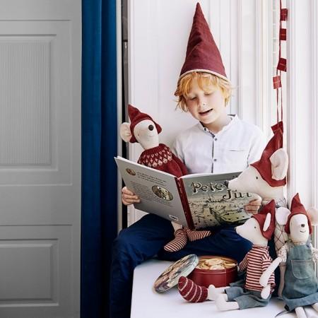 Conjunto Navidad para ratoncito (Medium)