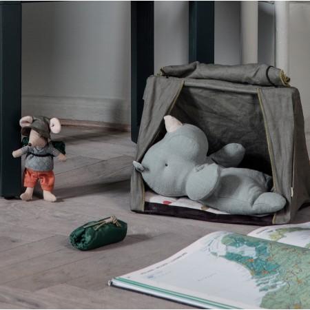 Happy Camper Tienda de Campaña para ratoncitos