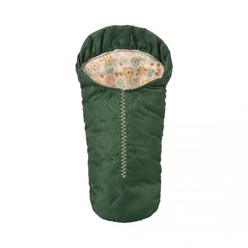Saco de dormir para ratoncito - verde