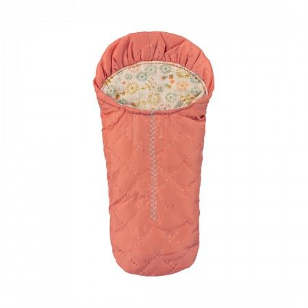 Sleeping bag, Small Mouse - Peach