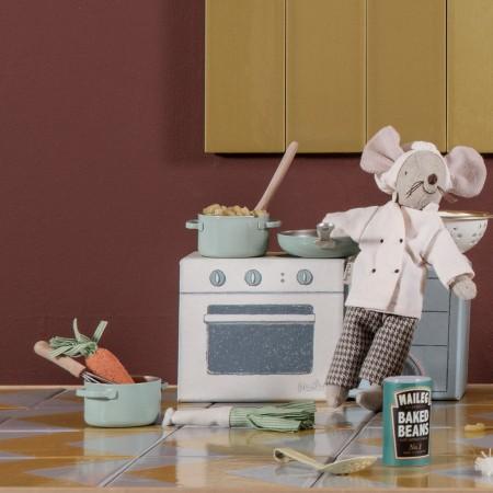 Conjunto para Chef ratoncito