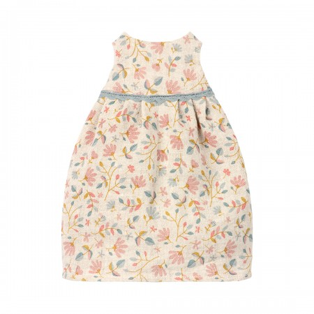 Vestido de flores para ratoncita (Medium)