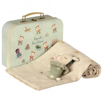 Baby Gift Set -  Dusty Mint