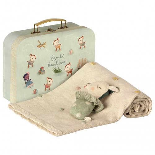 Baby Gift Set -  Dusty Mint