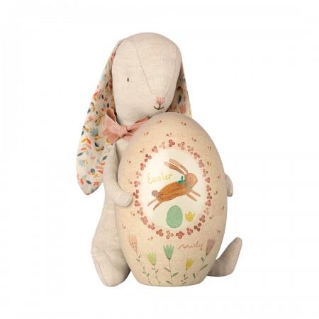 Muñeco Conejita Albina