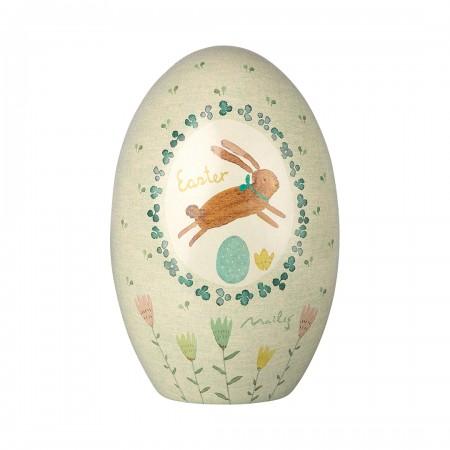 Huevo de Pascua, metal