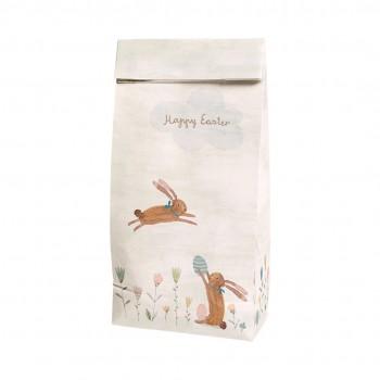 Bolsa papel, Happy Easter field (pequeña)
