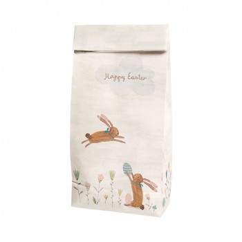 Gift bag, Happy Easter Field - Small