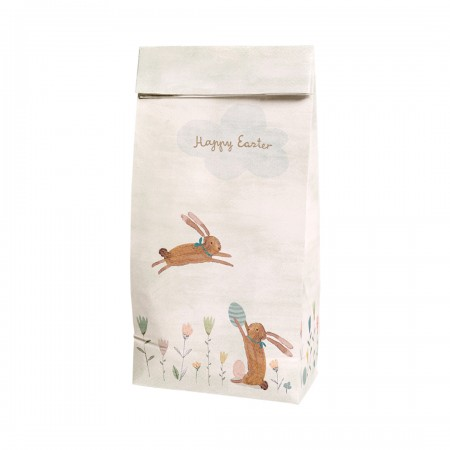Bolsa papel, Happy Easter field (pequeña)