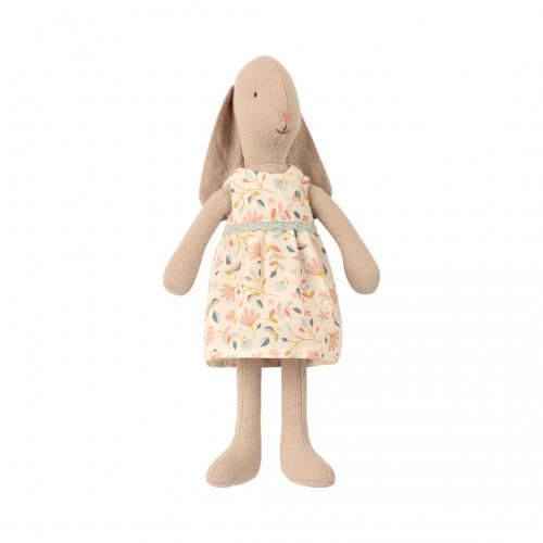 Conejita Bunny, vestido estampado T1