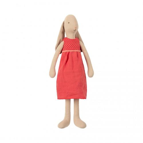 Conejito Bunny, vestido rojo T3