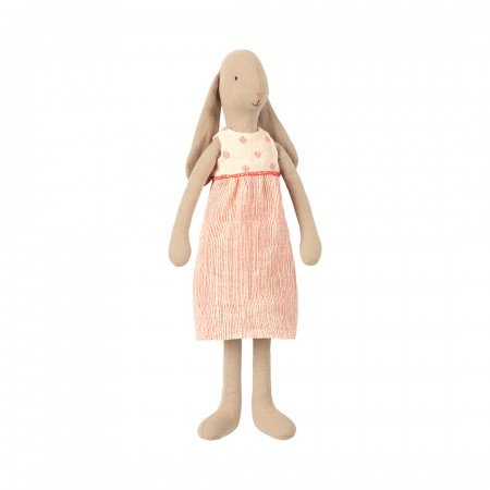 Conejito Bunny, vestido blanco T3