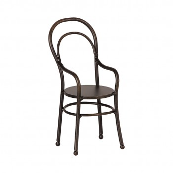 Chair with armest, (mini)