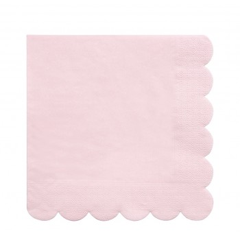 Pink Simply Eco Large Napkins (20u)