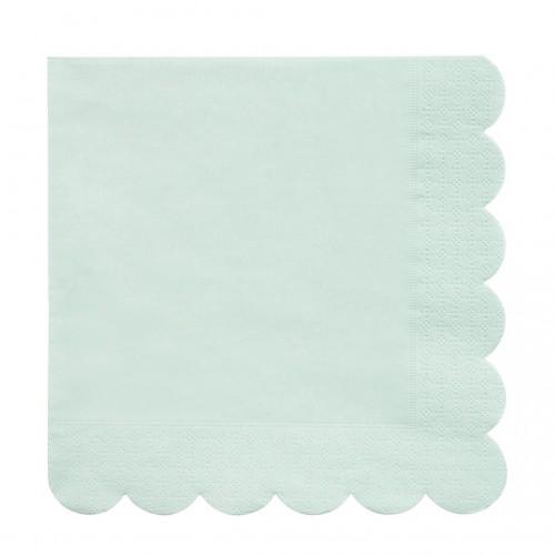 Mint Simply Eco Large Napkins (20u)