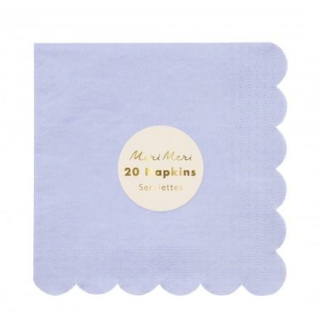 Blue Simply Eco Large Napkins (20u)