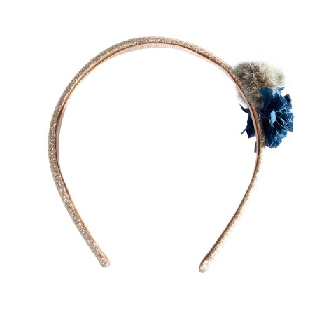 Hair accessories gift set-Blue