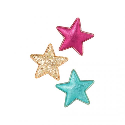 Pinza estrella superstar (3u.)