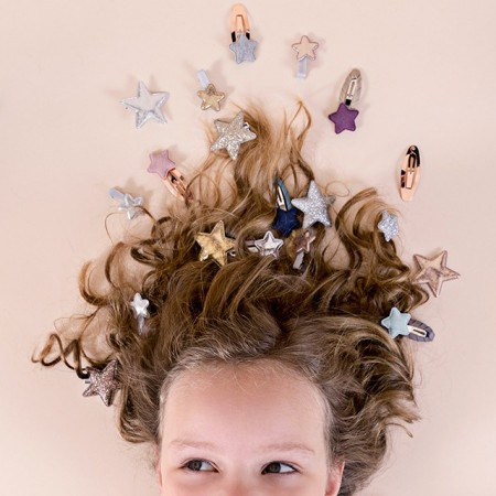 Party time superstar salon clips (3u.)
