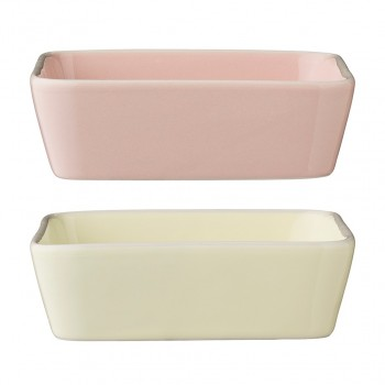 Alberte Serving Dish. Multicolor