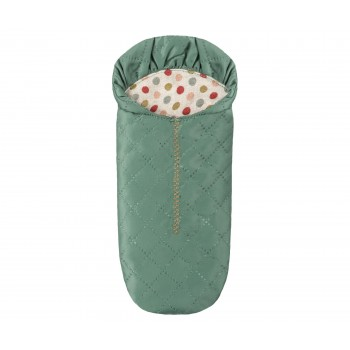 Sleeping bag, Small Mouse - Green