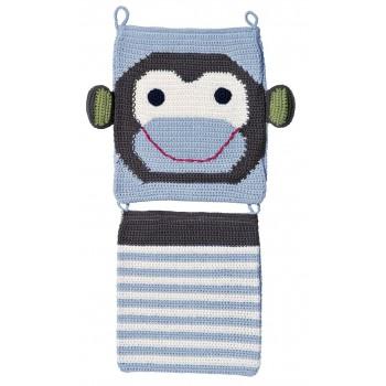 Organizing crochet Linus A