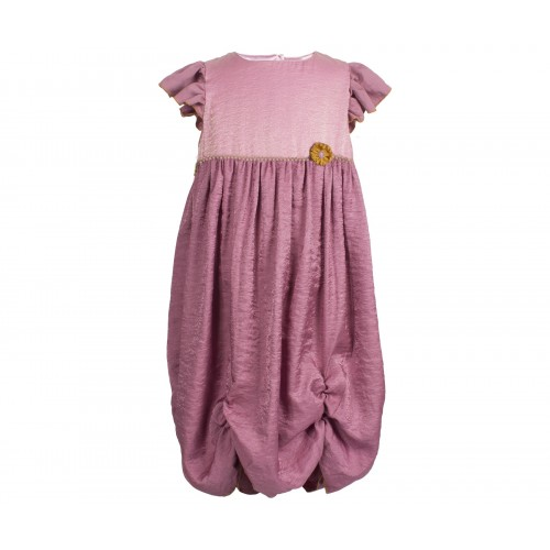 Vestido de princesa, púrpura, talla 6-8