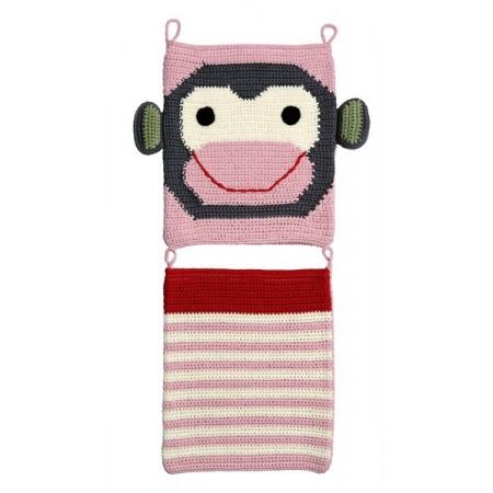 Organizing crochet Linus B