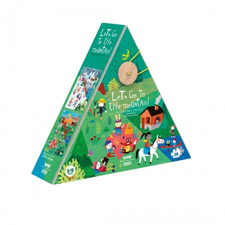 Let's do Mountain puzzle