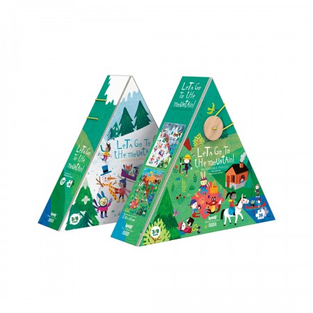 Let's do the Mountain puzzle