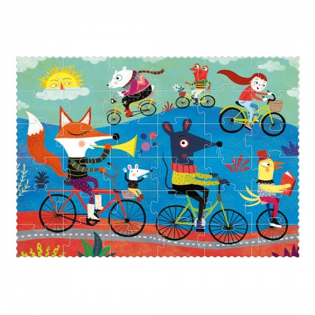 Puzzle Bicicleta
