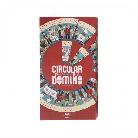 Circular Domino I Want to be...