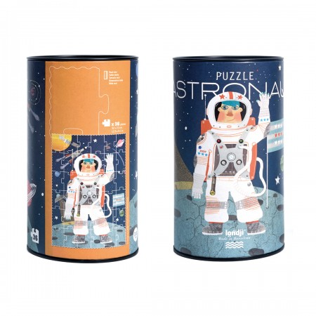 Puzzle Astronauta