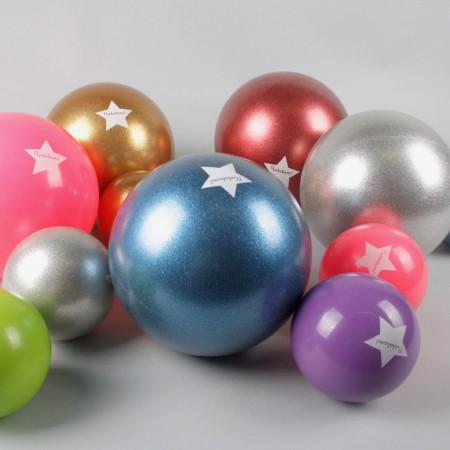 The Small Bubble Ball (Silver)