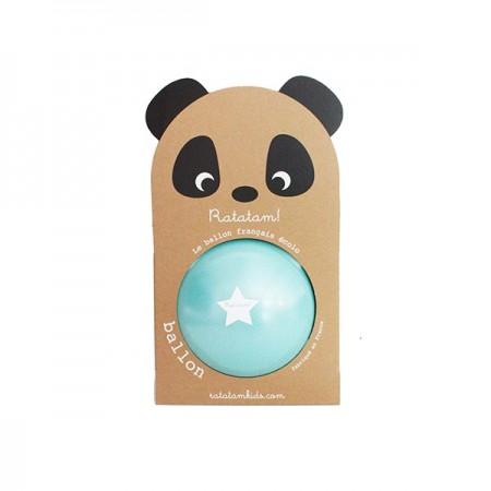 The Medium Panda Ball (Blue)