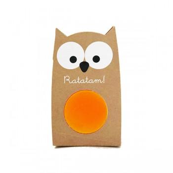 OWL Bouncy Balls Orange