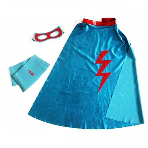 Súper Héroe Set - Azul