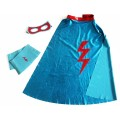 Superhero Set Blue