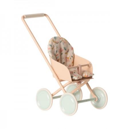 Carro sillita de meta Rosa (Micro)