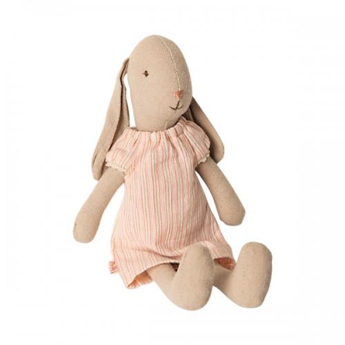 Conejita bunny en camisón T1 - Rosa