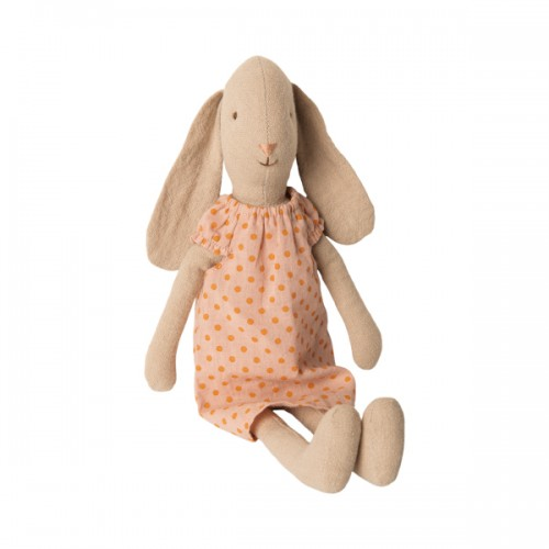 Conejita bunny en camisón T2 - Rosa
