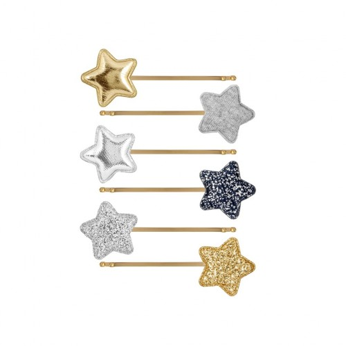 Circus Star Kirby Grips (Pack of 5)