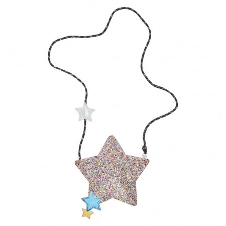 Bolso estrella, Multicolor