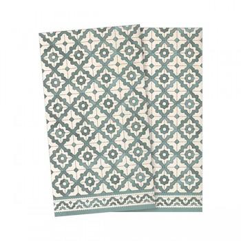Servilletas de papel Mosaico - Large (16u)
