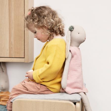 Conejita bunny en conjunto pijama - T4