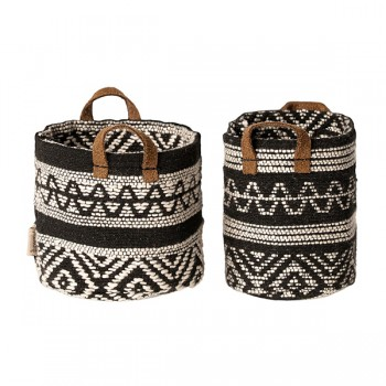 Miniature Baskets - 2pcs.