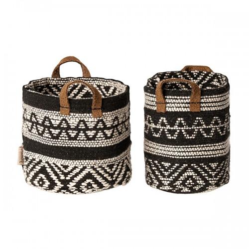 Miniature Baskets - 2pcs.