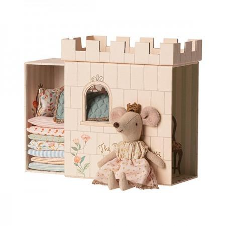 La ratoncita princesa y  el guisante
