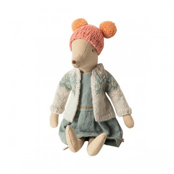 Winter mouse - Medium Girl